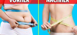 40 Kilo abgenommen – Gesund abnehmen & schlank bleiben ohne Hungern