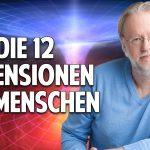Körper, Geist & Seele – Die 12 Dimensionen des Menschen: Wie entstehen Krankheiten? – Dieter Broers