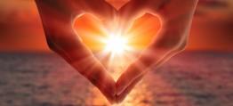 Teilen kann nur geschehen in einem Bewusstsein der Liebe