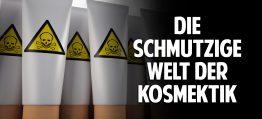Gefährliche Inhaltsstoffe – Die schmutzige Welt der Kosmetik