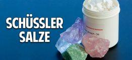 Heilmittel Schüssler Salze – Zellsalze des Lebens