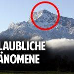 Unglaubliche Phänomene am Untersberg