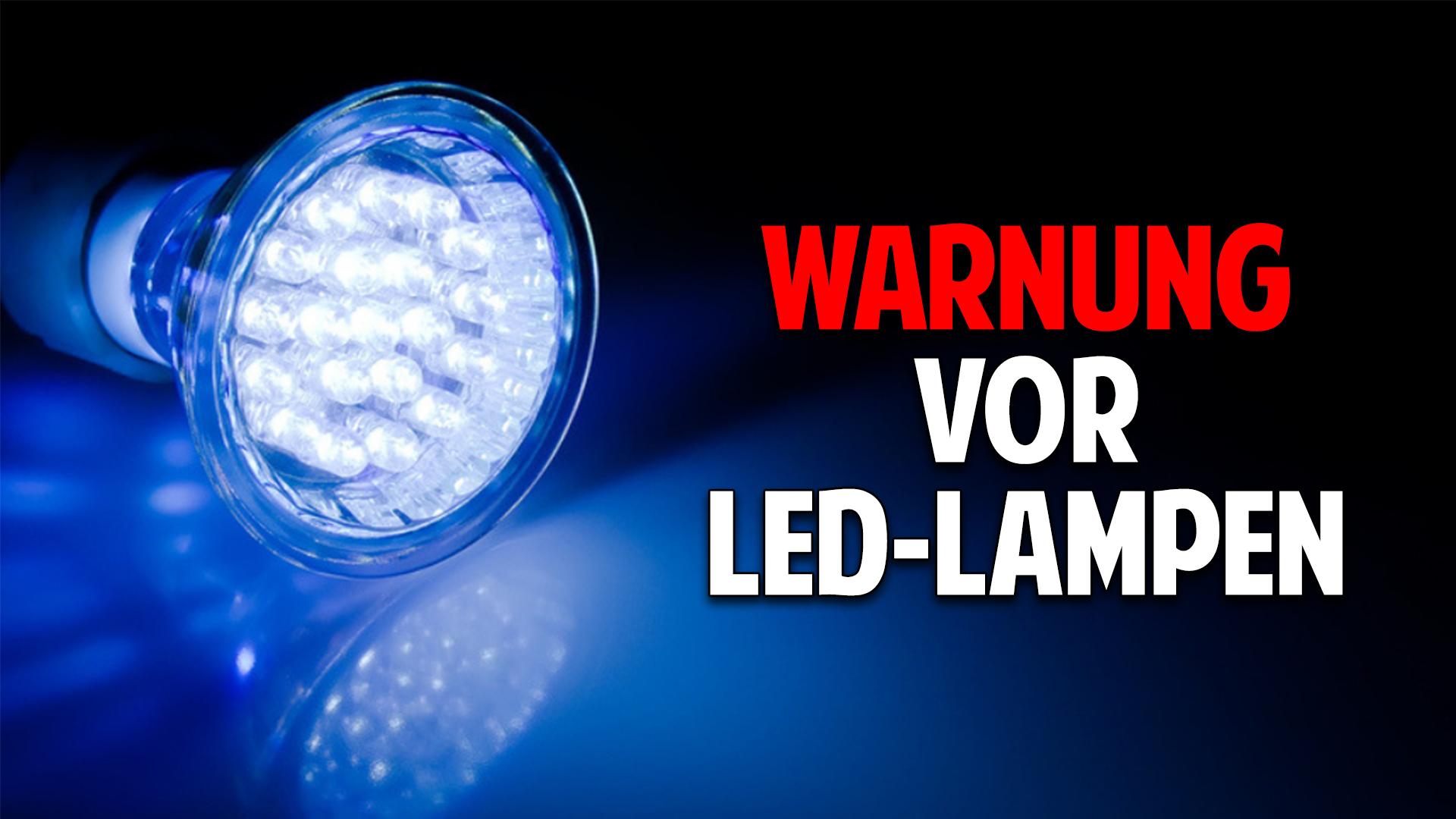 Ist Led Licht Schädlich