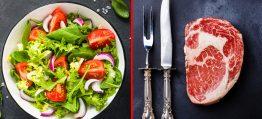Vegetarisch, vegan oder ganz normale Ernährung: Was ist wirklich gesund?