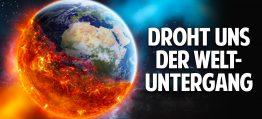 Weltuntergang, Atlantis & Außerirdische – Ist die Menschheit noch zu retten?