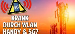 Wlan, Handy & 5G – Wie krank machen sie uns wirklich? Der Experten-Talk