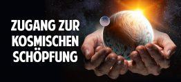 Verbunden mit der Schöpfung – Der Zugang zur kosmischen Ordnung